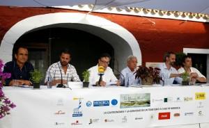 Menorca Mao Ille del Rei VIII Foro Ille del Rei Diari Menorca sobre Gastronomia