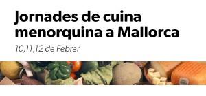 Jornades Gastro Menorca Mallorca imatge web
